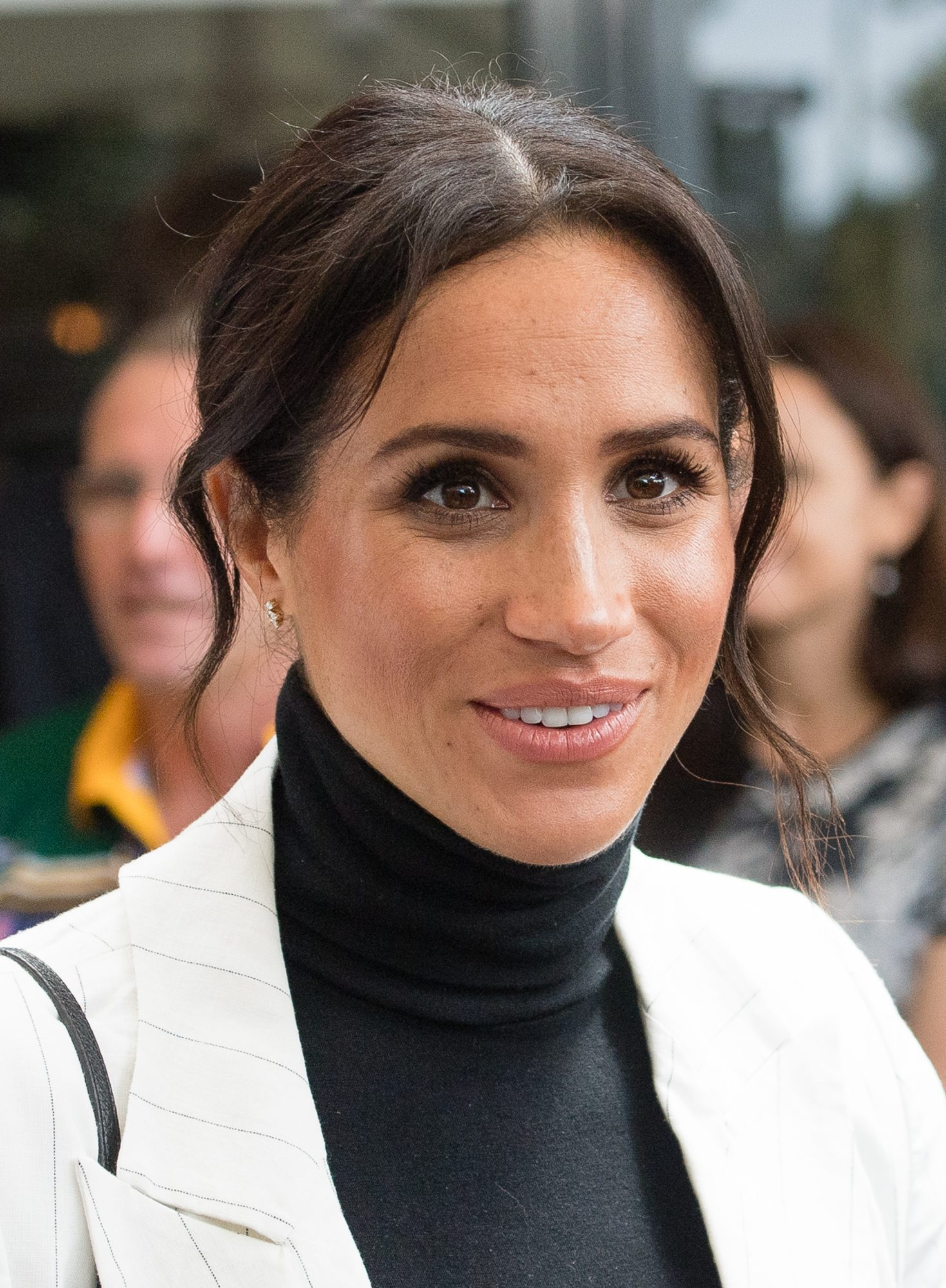 Meghan Markle Just Wore Sneakers to a Royal Event for the First Time–Here's Where to Buy Them