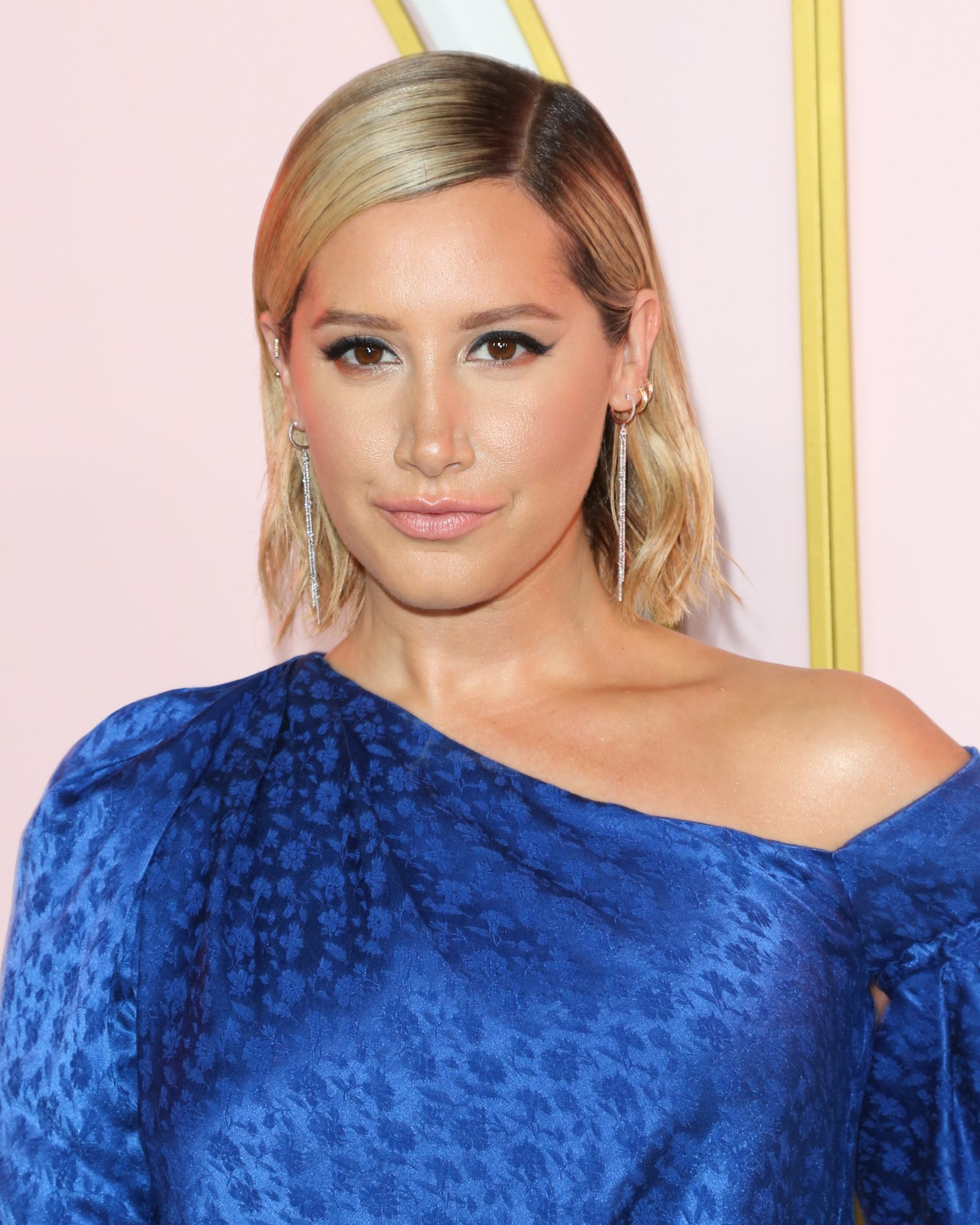 This Is Ashley Tisdale's Secret to Managing Her Anxiety (and Her Dog's, Too)