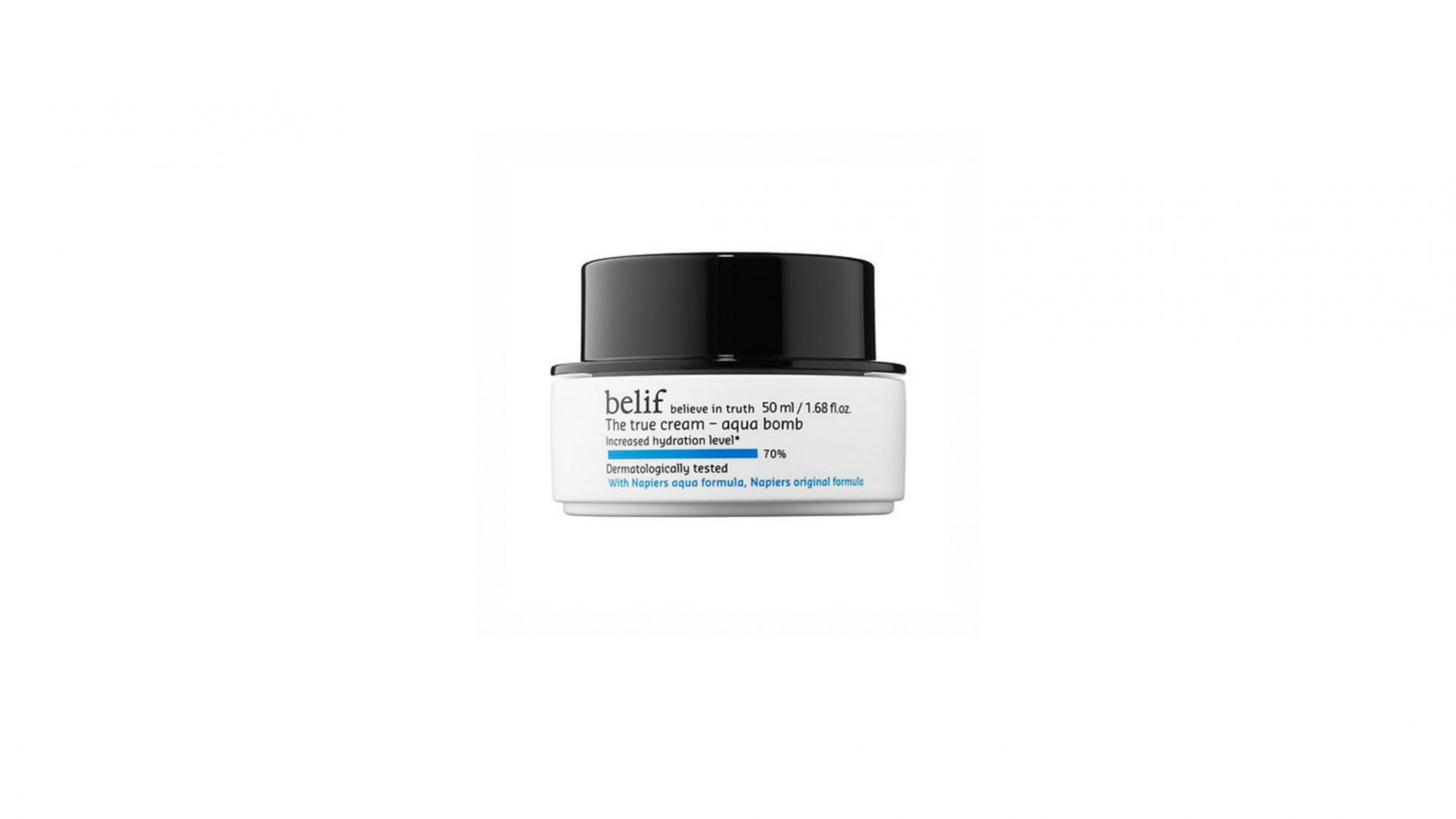 Normal Skin: Belif True Cream Aqua Bomb