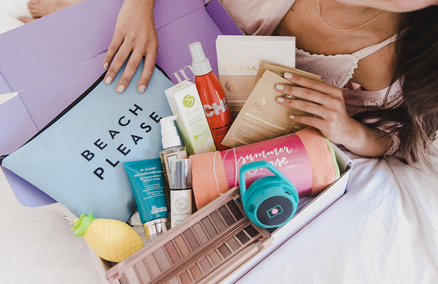 11 Totally Unexpected Subscription Boxes to Gift Your Wellness-Obsessed Friends