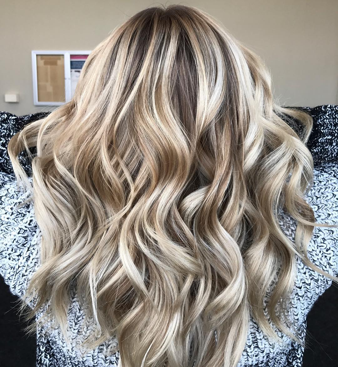 Fall Hair Colors For Blondes Find Your Perfect Hair Style