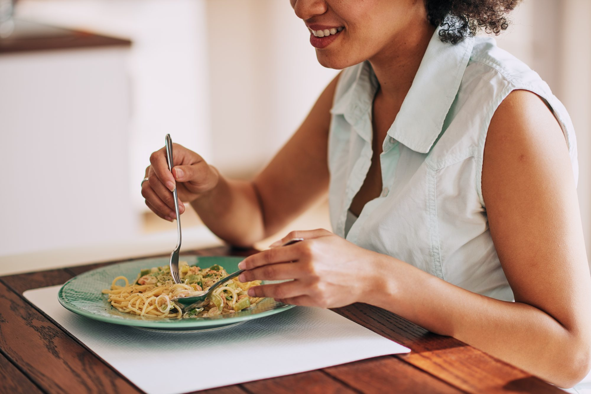 The Anti-Aging Superfood That Tastes Delicious in Pasta
