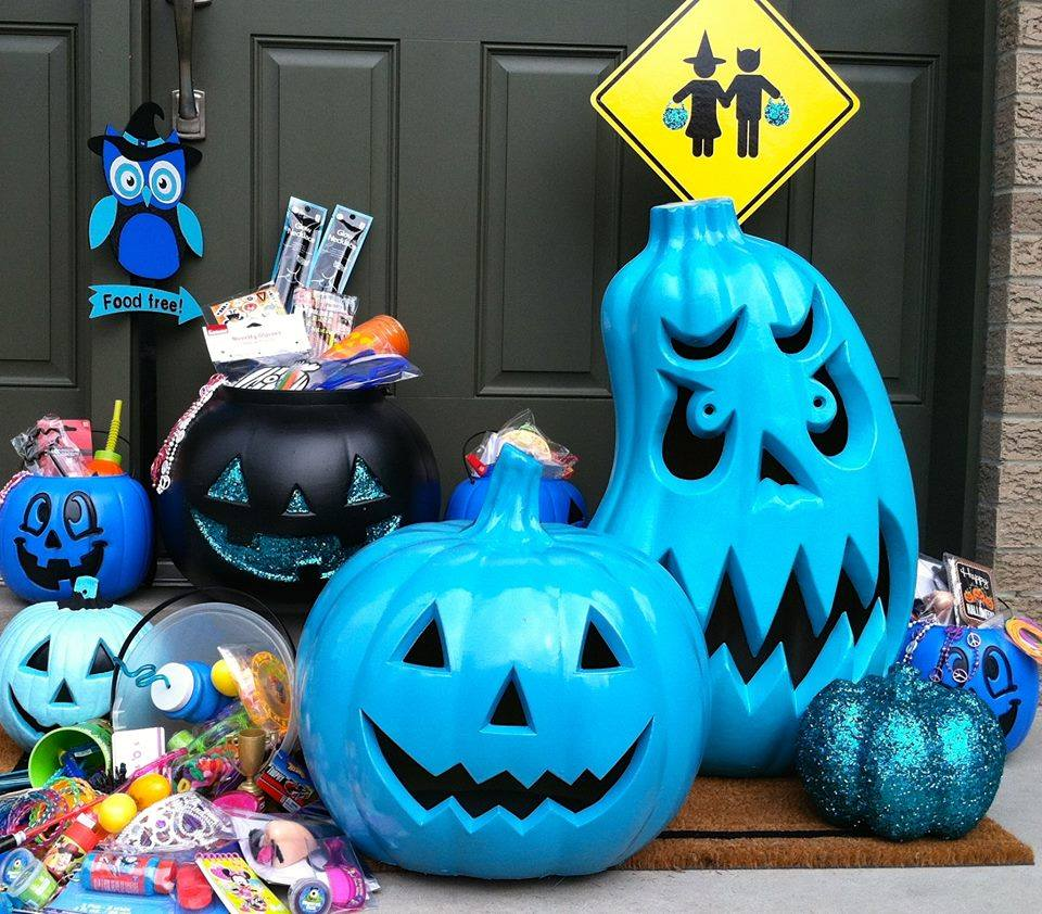 The Teal Pumpkin Project Could Be Saving Lives this Halloween