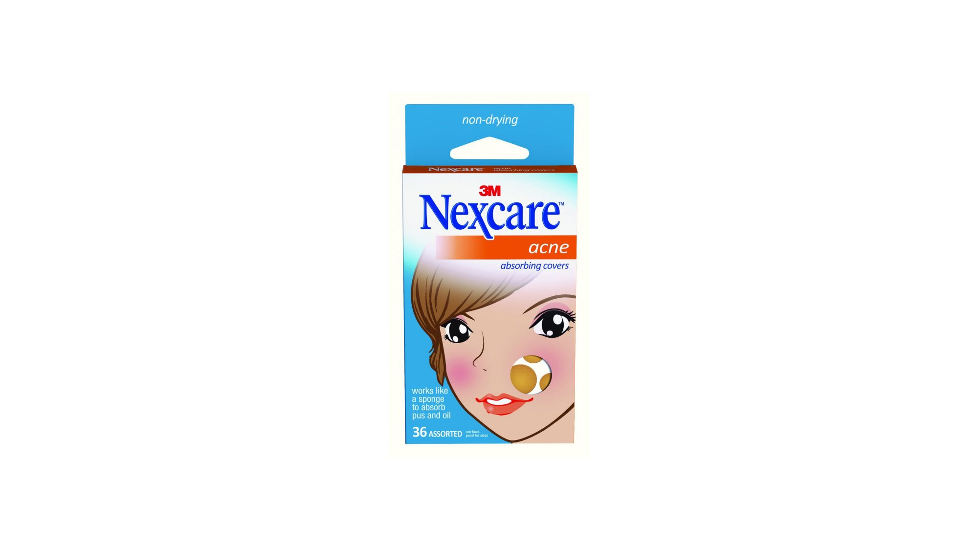 best-drugstore-acne-products-nexcare