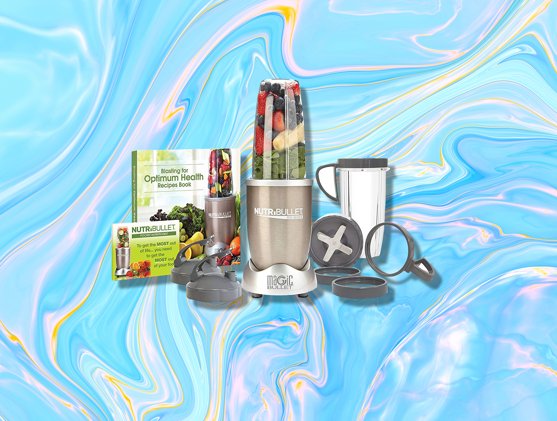 Ultimate Foodie Gift Guide - Health