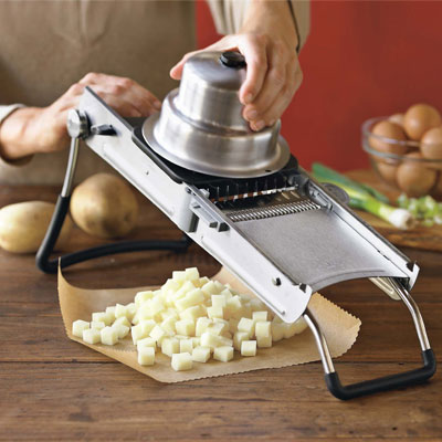De Buyer dicing mandoline