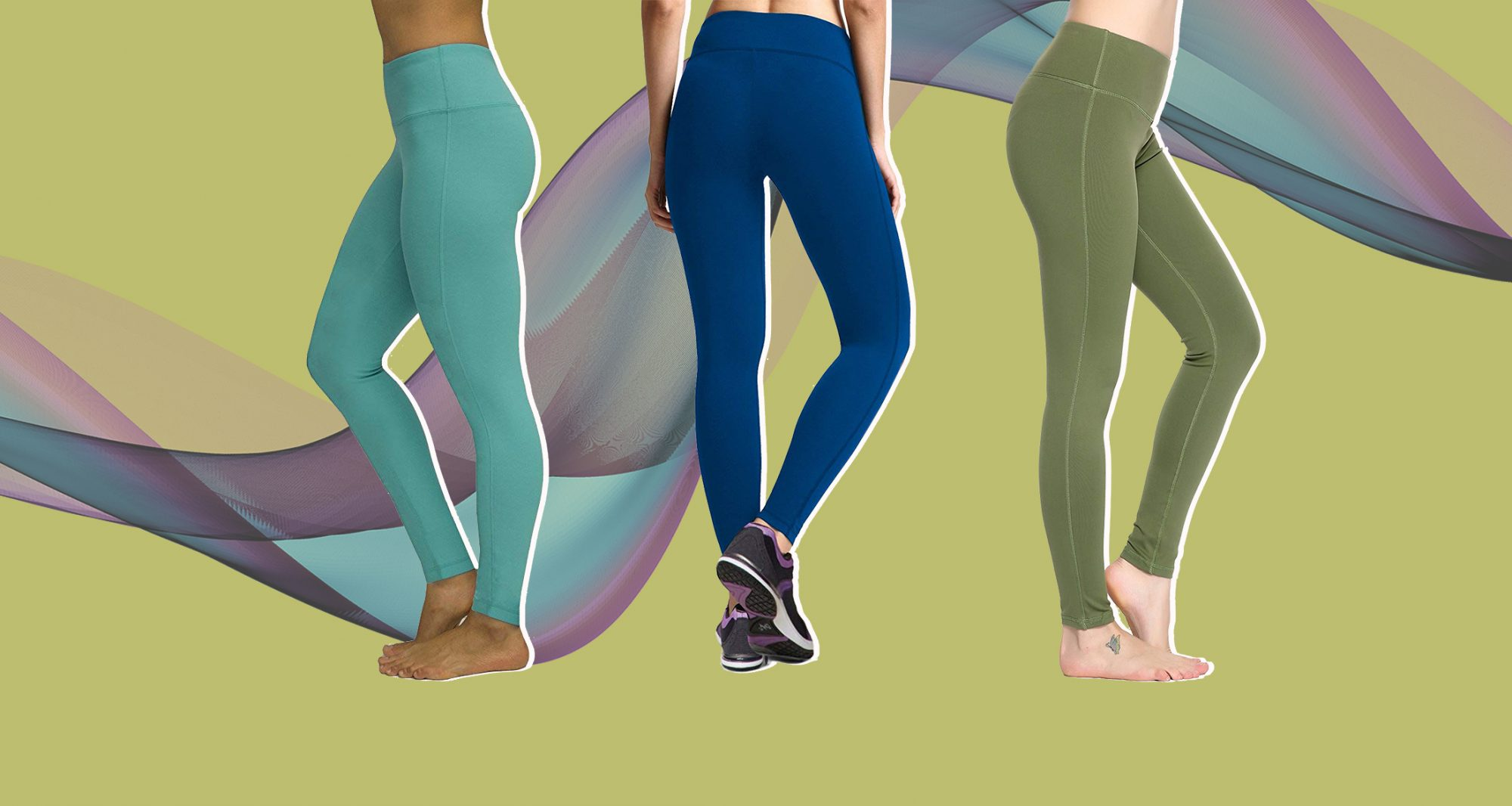 These $20 Leggings Have More Than 6,000 Five-Star Reviews on Amazon
