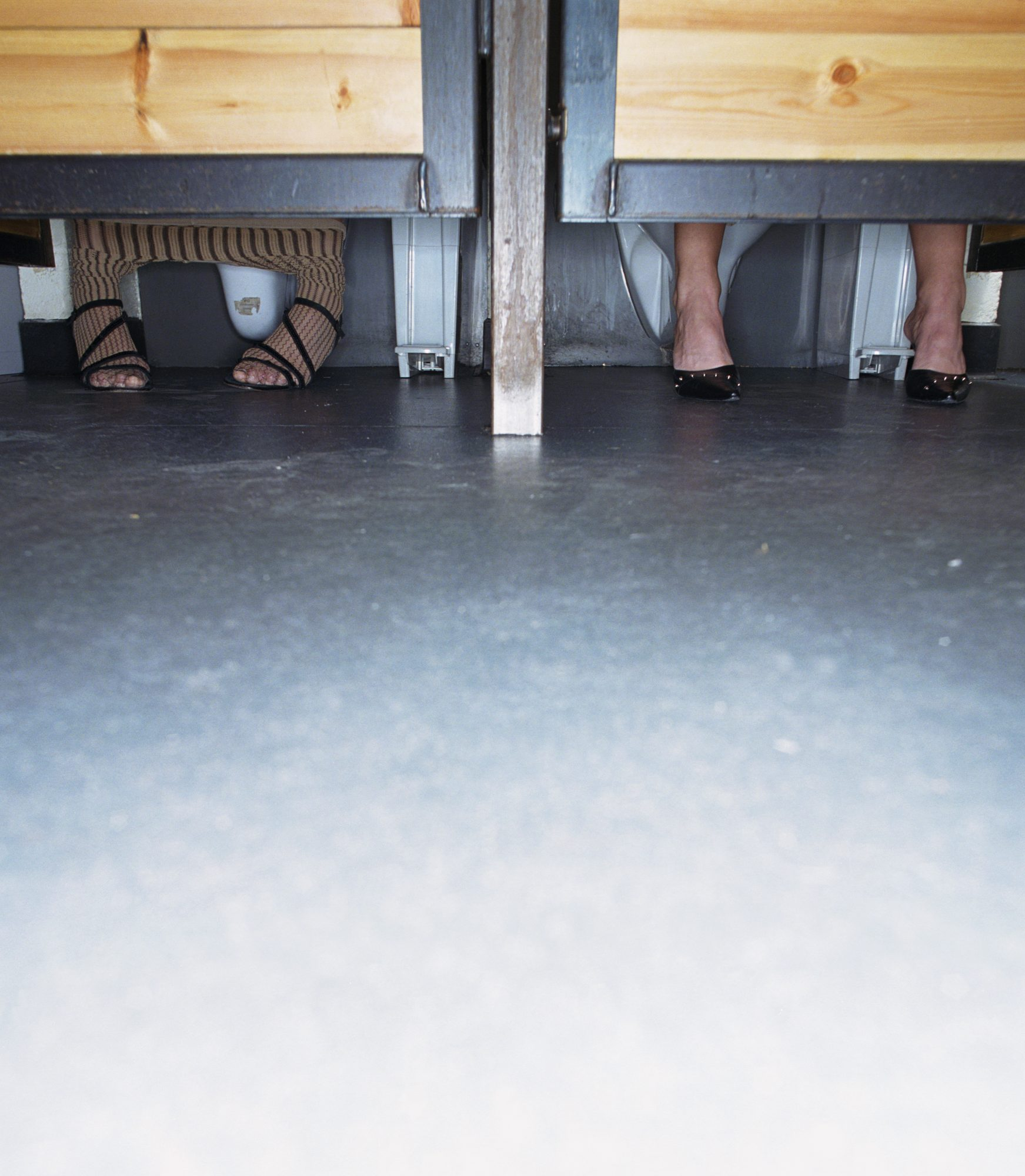 You Could Have This Anxiety Disorder If You Can't Pee in Public