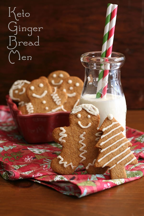Keto Christmas Cookie Recipes To Get In The Low Carb Holiday Spirit