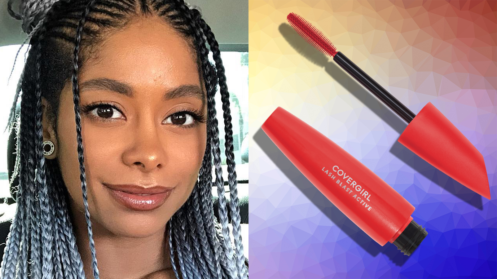 Why Fitness Influencer Massy Arias Swears By CoverGirl's New Sweat-Proof Mascara