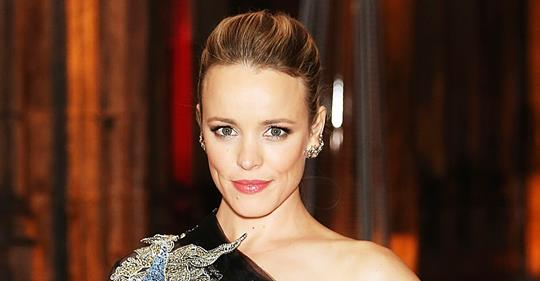 Rachel McAdams Was Just on a Magazine Cover—While Using a Breast Pump
