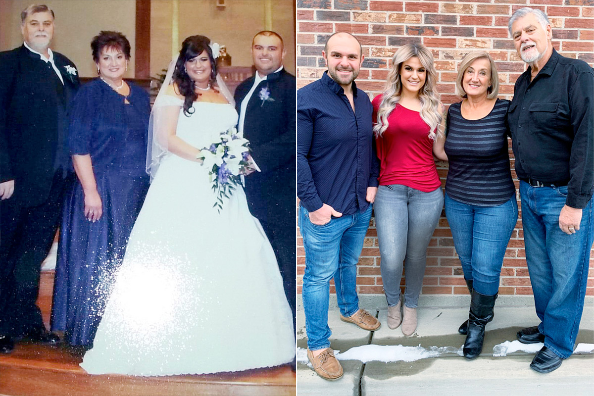 One Woman Inspired Her Family to Lose Weight Together—and They Dropped a Total of 487 Lbs.