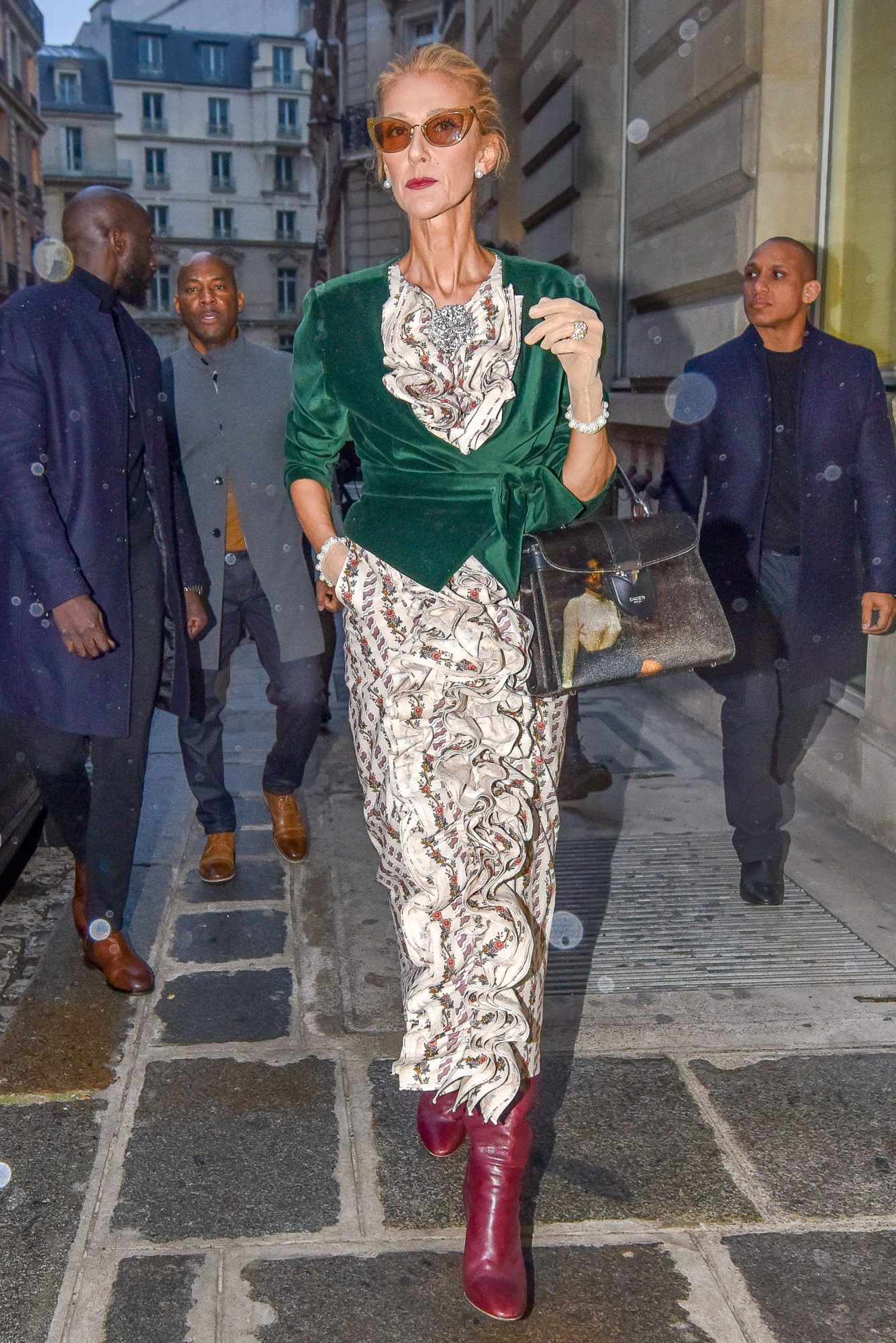 Céline Dion Slams the Criticism Over Her Slimmer Look: 'Leave Me Alone'