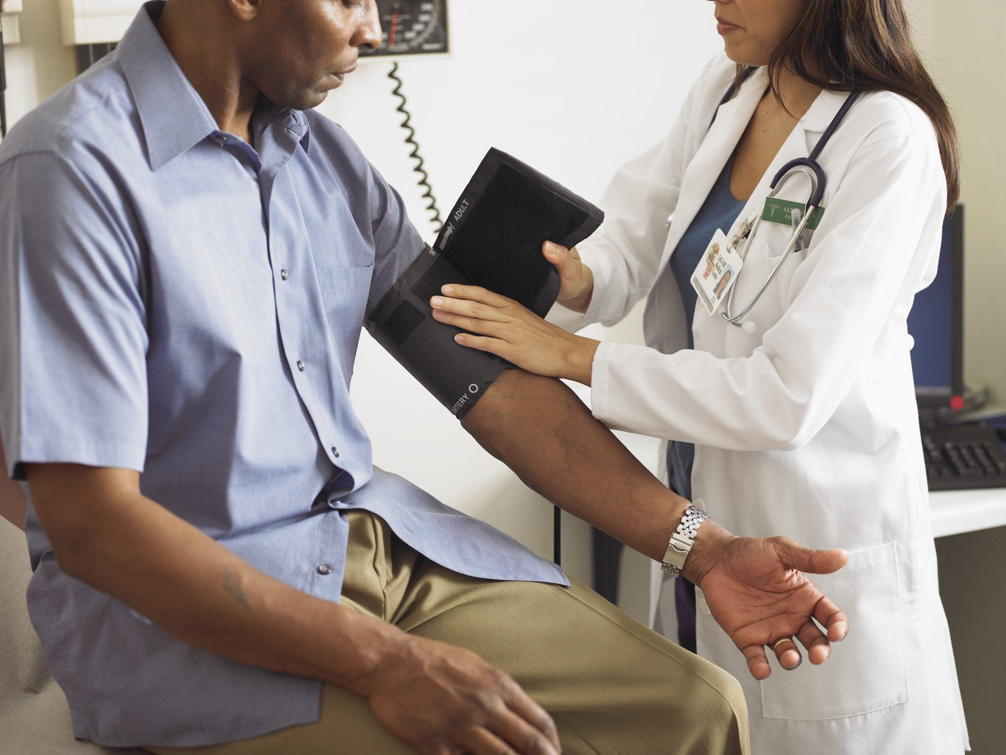Risks and Symptoms of High Blood Pressure
