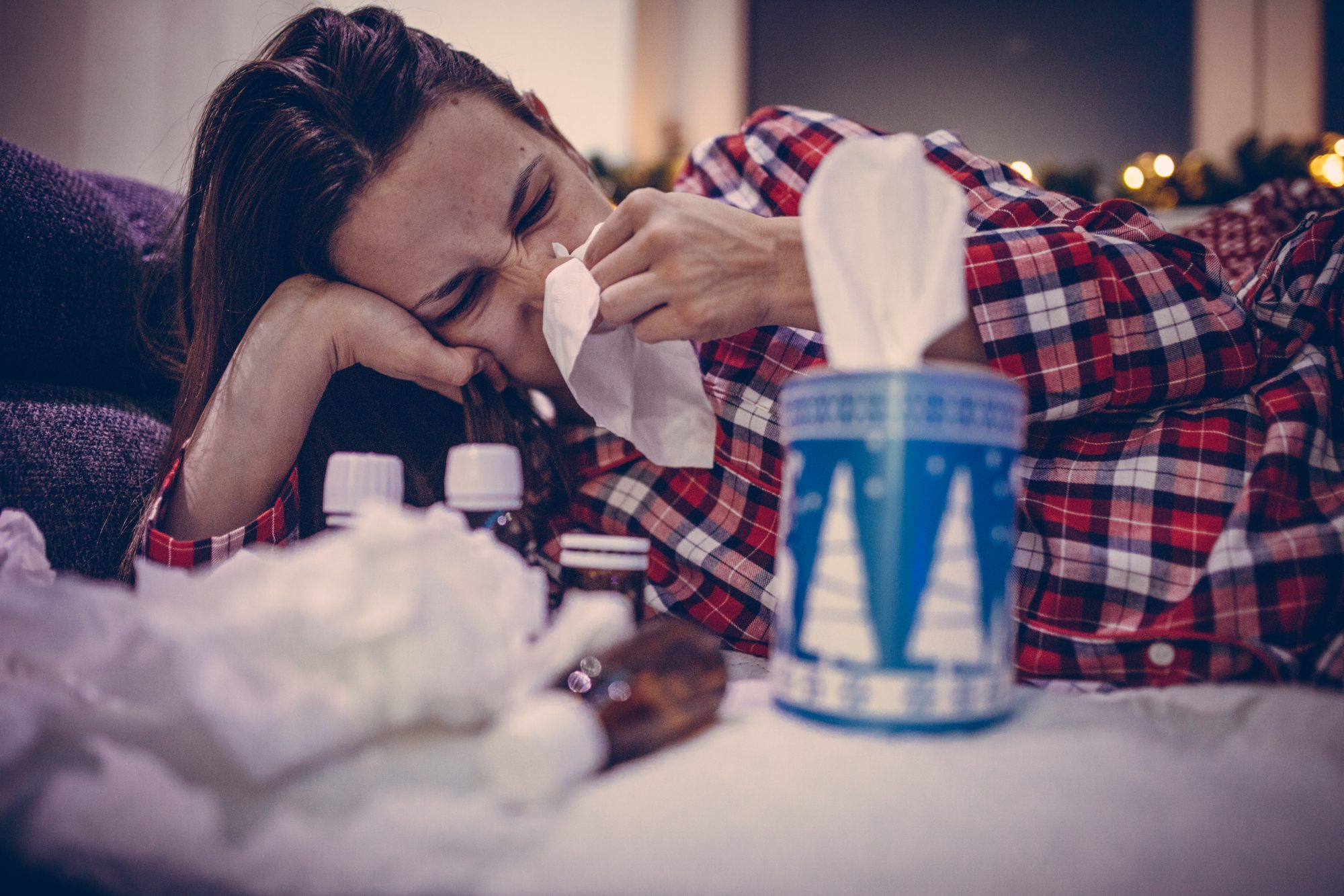 The FDA Just Approved a New Flu Drug That Could Change How Long You're Sick
