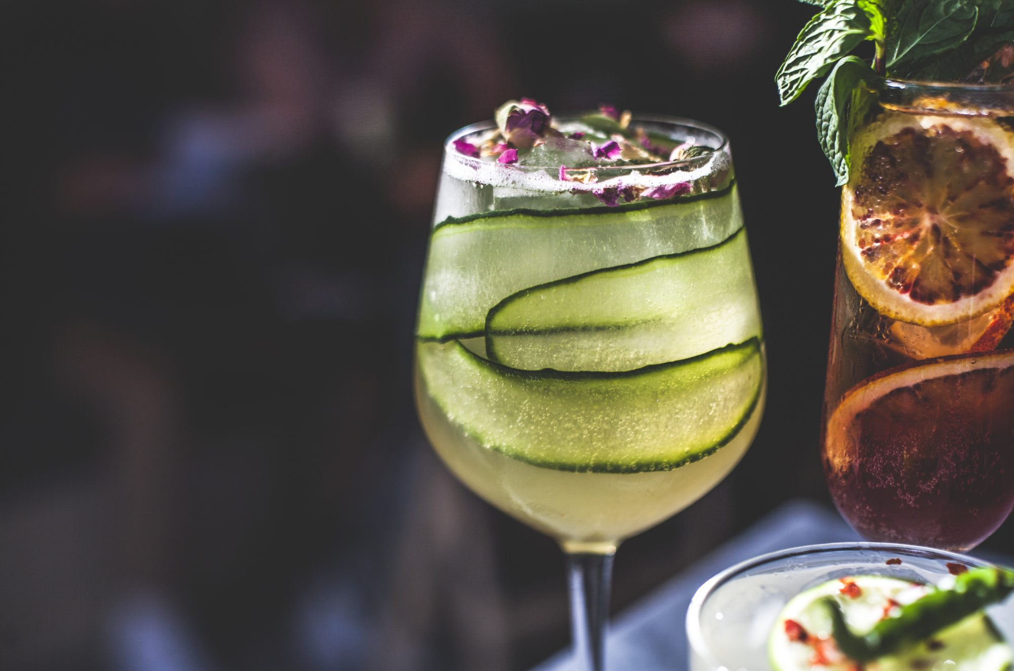 8 Low-Calorie Cocktails That Will Help You Stick to Your Healthy Eating Goals
