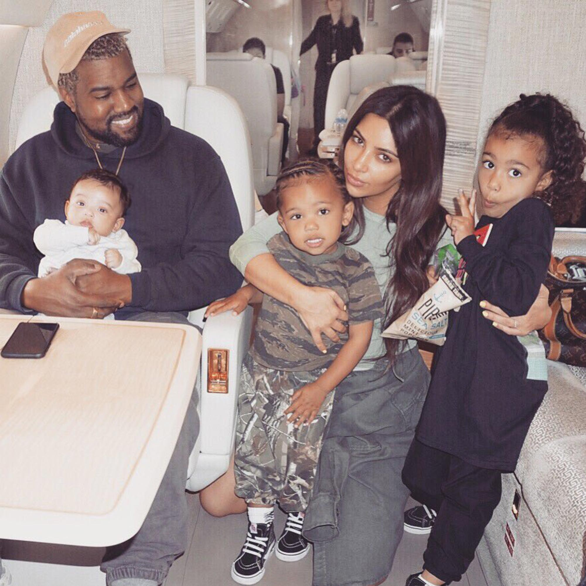 Fourth Child on the Way for Kim Kardashian and Kanye West