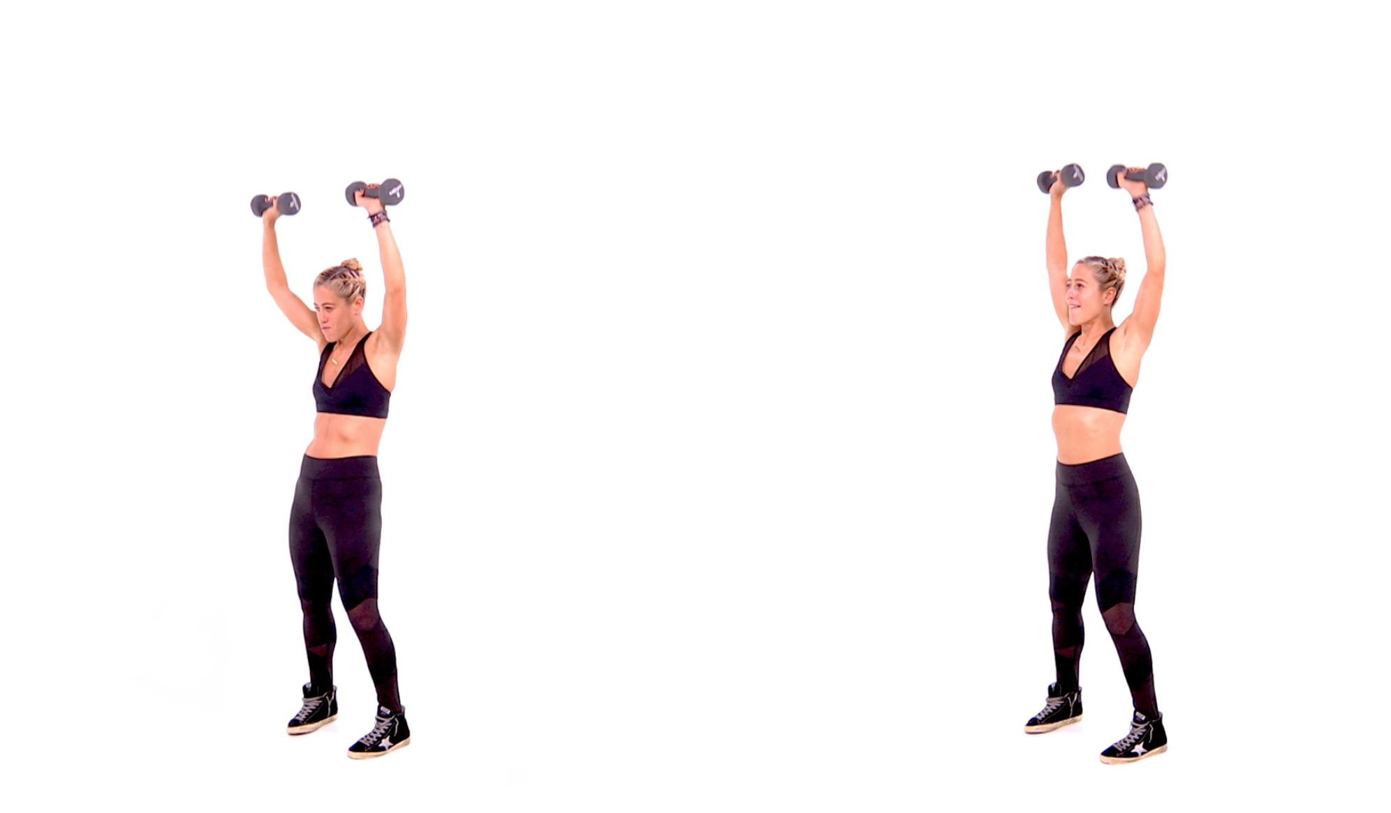 You Might Be Doing These 3 Dumbbell Moves Wrong—Lacey Stone Can Tell You How to Fix Them