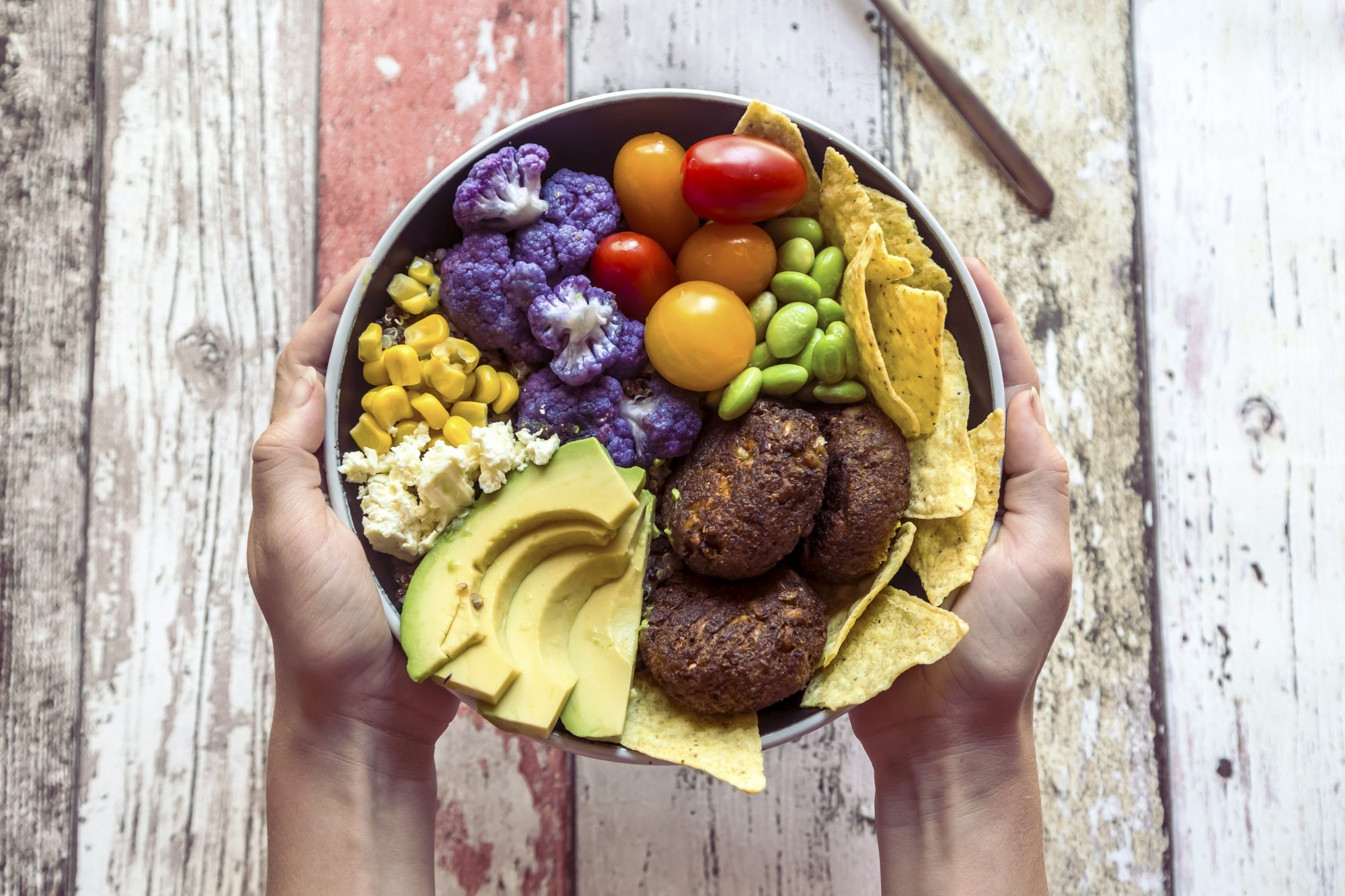 planetary diet vegetarian pescatarian red meat fruits vegetables health healthy digestion planet earth sustainable