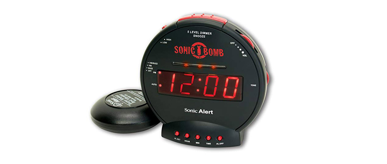 11 Alarm Clocks For Heavy Sleepers Health