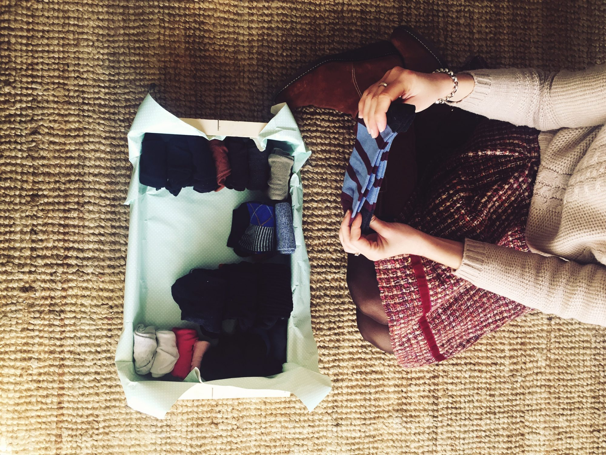 I Tried Marie Kondo's Tidying Up Method—and It Had a Serious Impact on My Happiness