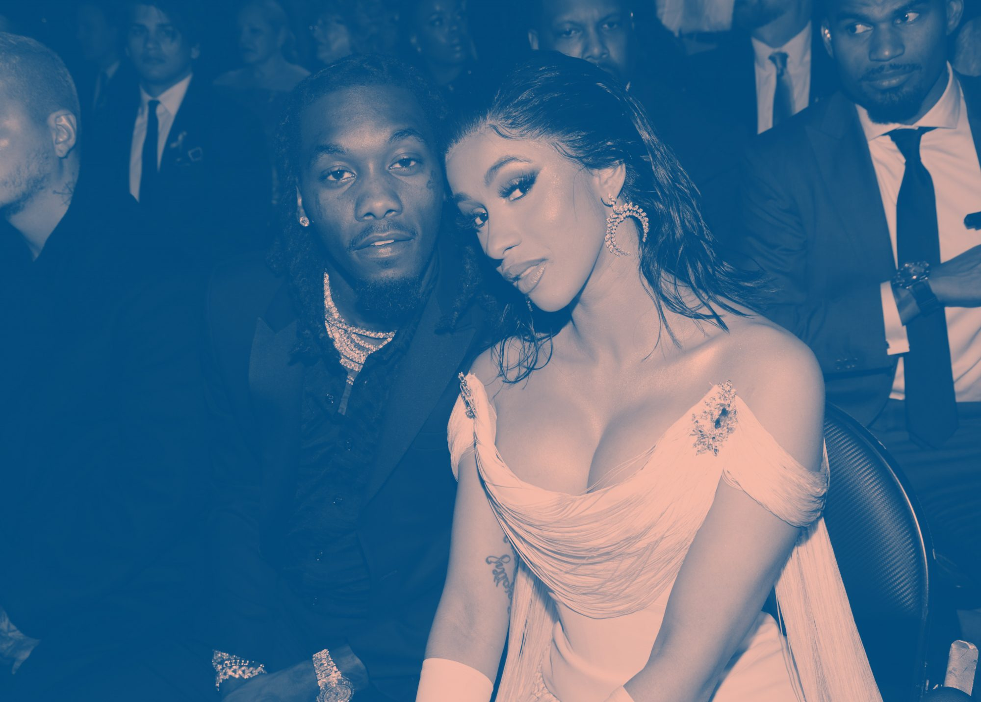 Offset Reveals Album Release Date—With Intimate Footage of Cardi B Delivering Their Daughter