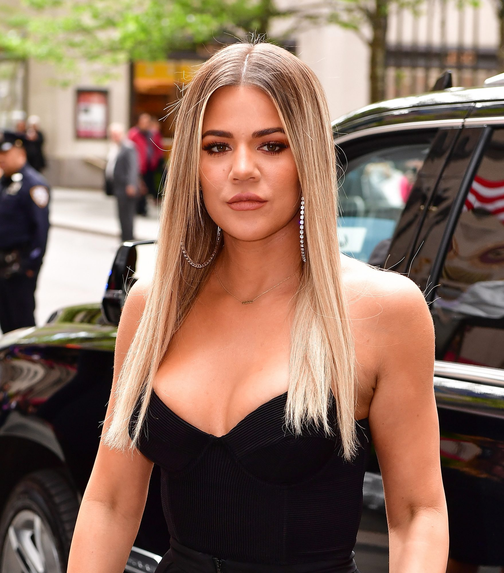 Khloé Kardashian Bares Her Beach Bum in Cheeky One-Piece Swimsuit While on Vacation in Mexico