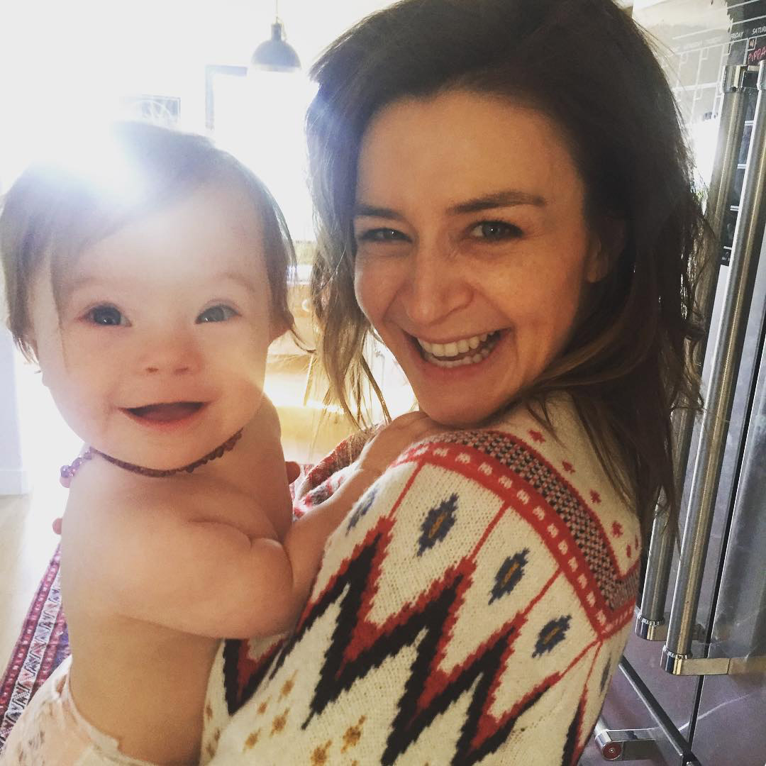 Caterina Scorsone Says Daughter's Down Syndrome Diagnosis 'Shifted My Perspective on Motherhood'