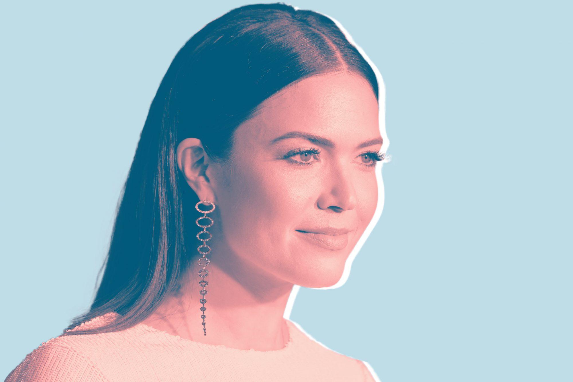 Mandy Moore Just Chopped Her Hair for a Super Relatable Reason