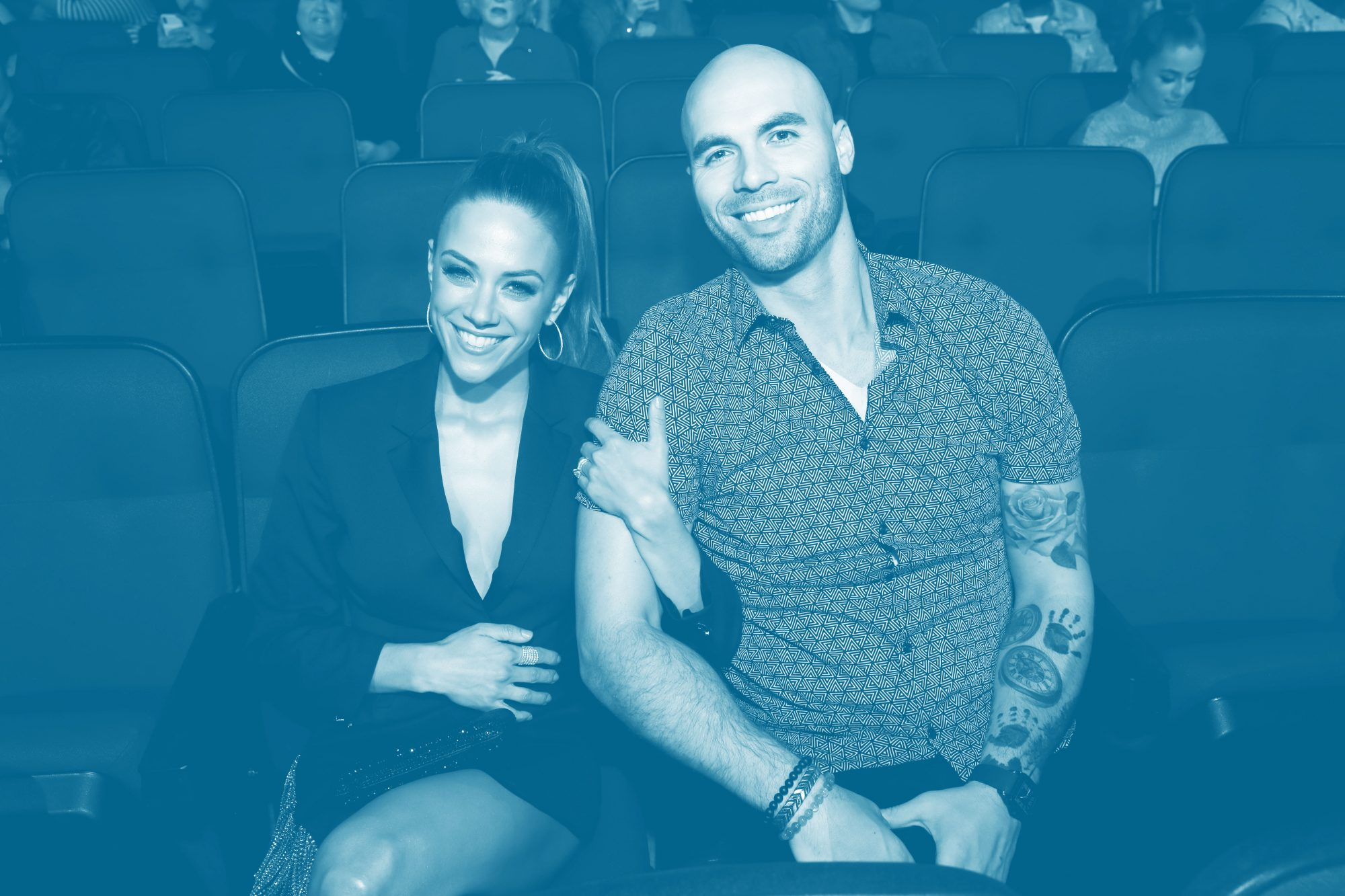Jana Kramer & Mike Caussin Open Up About His Sex Addiction Relapses: 'I'm a Year Sober'