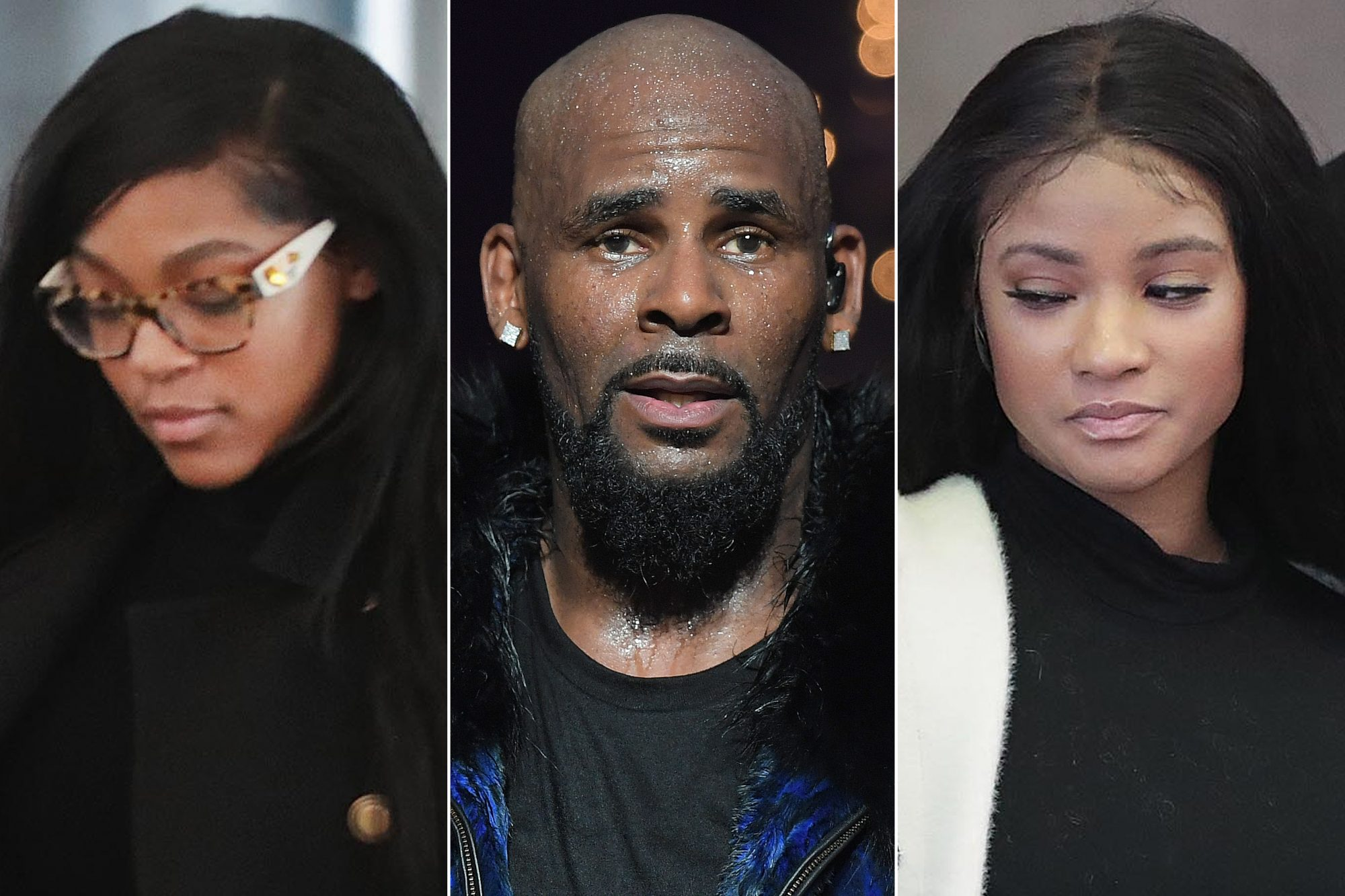 Police Rush to R. Kelly's Apartment Amid Fears His Girlfriends Had Carried Out 'Suicide Pact'