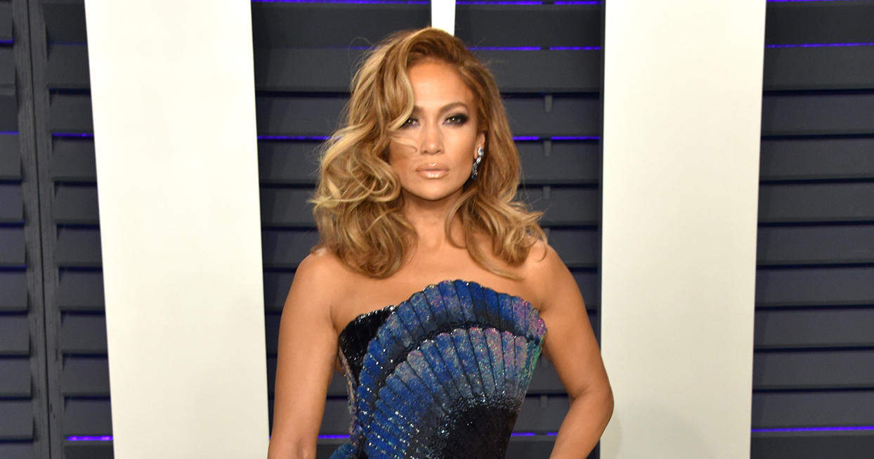 The $7 Product J.Lo's Makeup Artist Uses to Create Her Head-to-Toe Glow
