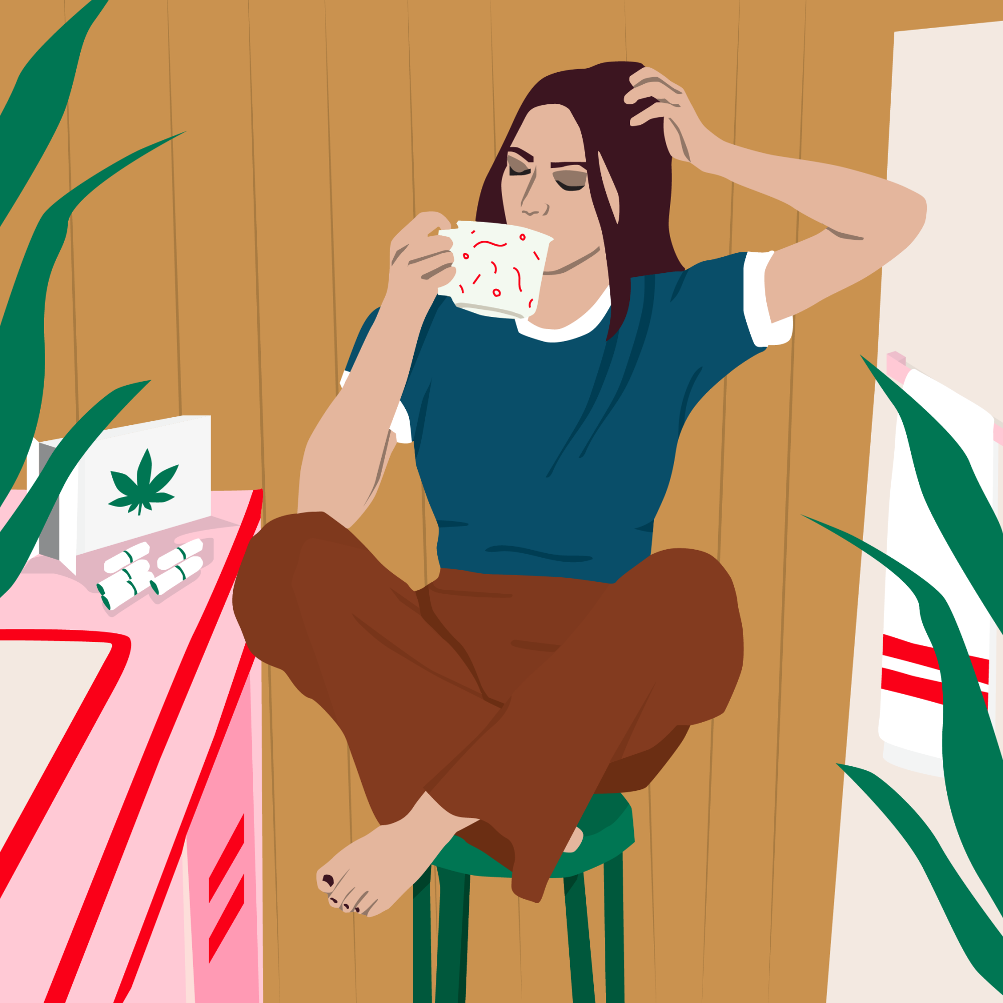 I Tried THC Tampons For My Endometriosis Pain