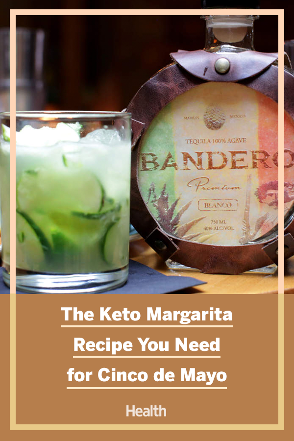 This Keto Margarita Recipe Is Exactly What You Need for Cinco de Mayo
