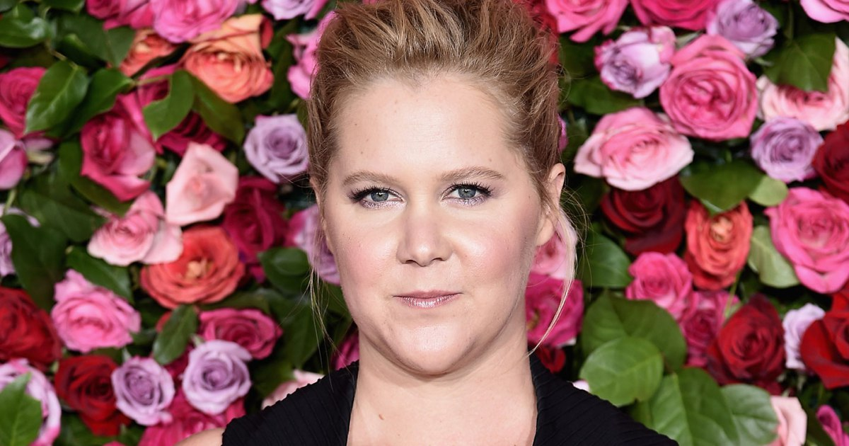 Pregnant Amy Schumer Pokes Fun at Herself as She's Hooked Up to an IV