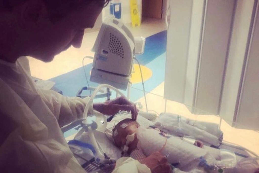 'Miracle' Newborn Whose Mom Died During Childbirth Will Be Taken Off Life Support, Dad Says