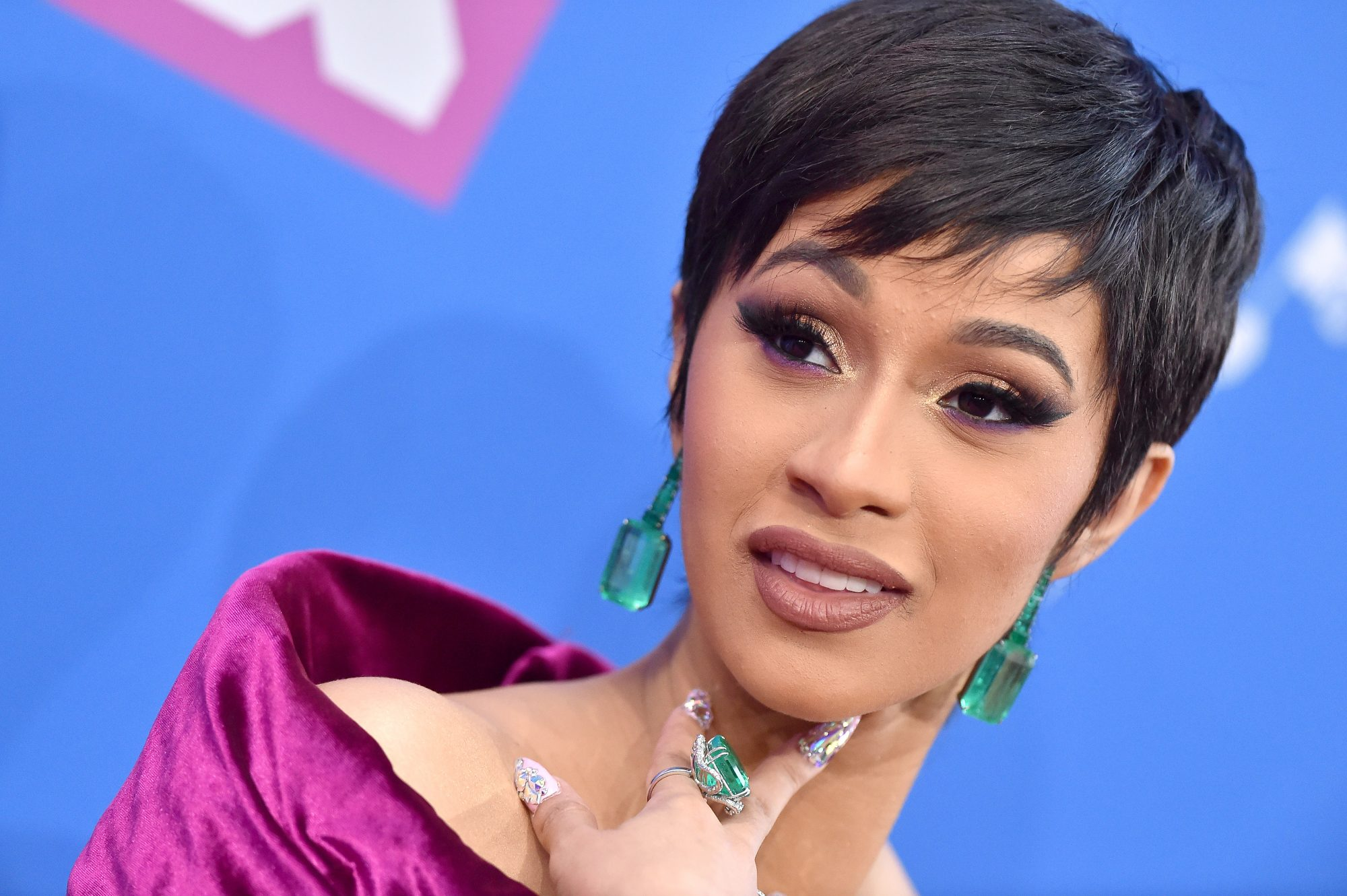 Cardi B Confirms She Got Liposuction: 'I Shouldn't Really Be Performing'