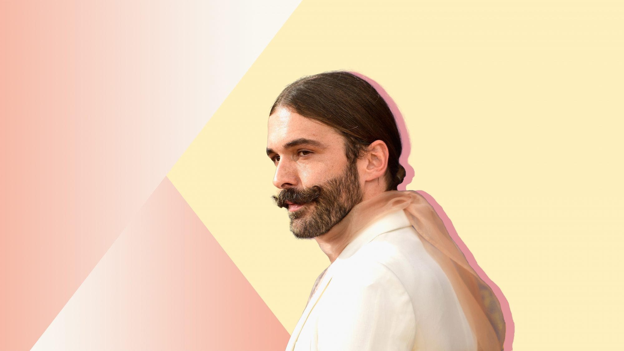 Queer Eye's Jonathan Van Ness Says He Identifies as 'Nonbinary' and 'Gender Nonconforming.' Here's What That Means