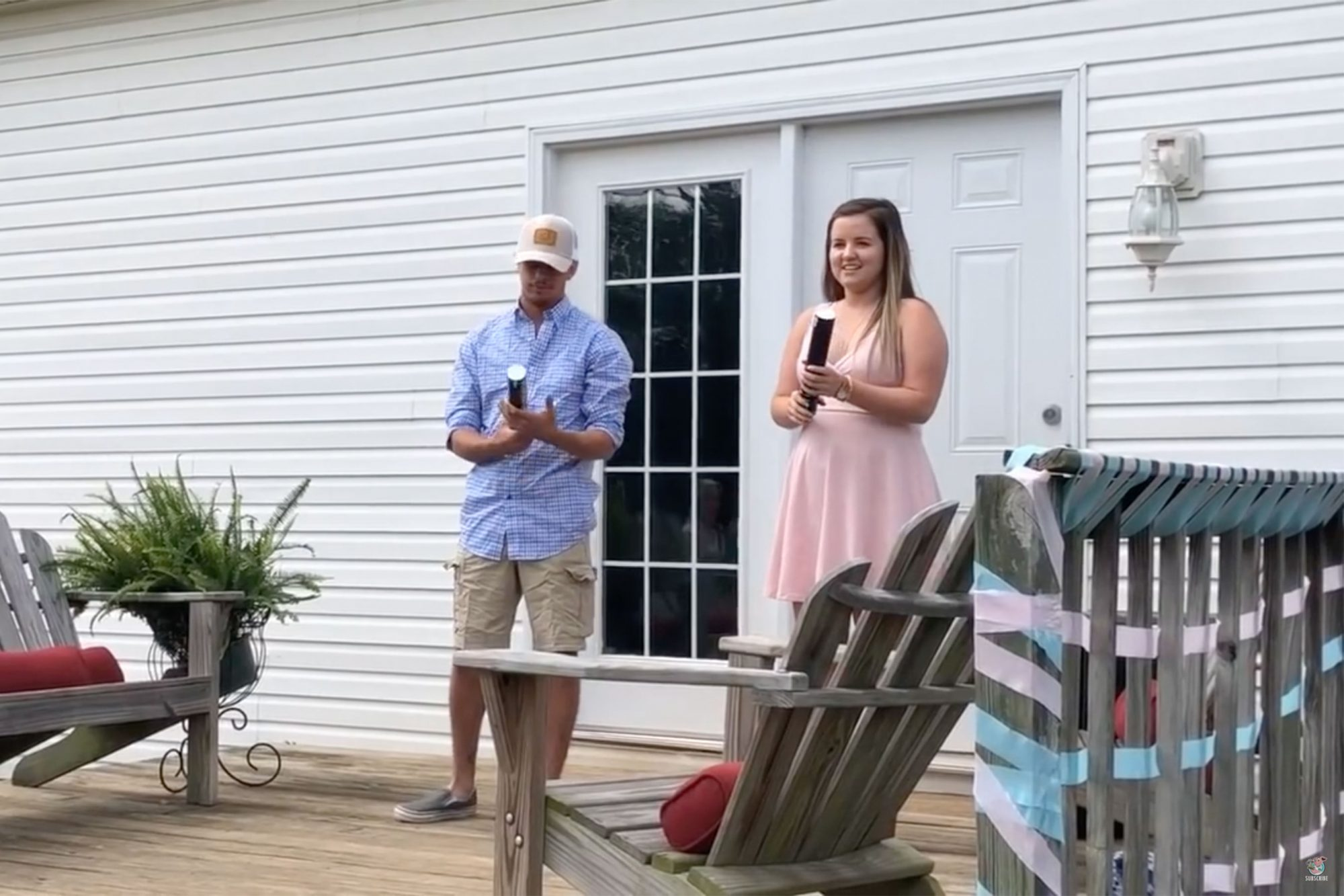 'Gender Reveal' Goes Terribly Wrong When Air Cannon Injures Dad-to-Be's Groin
