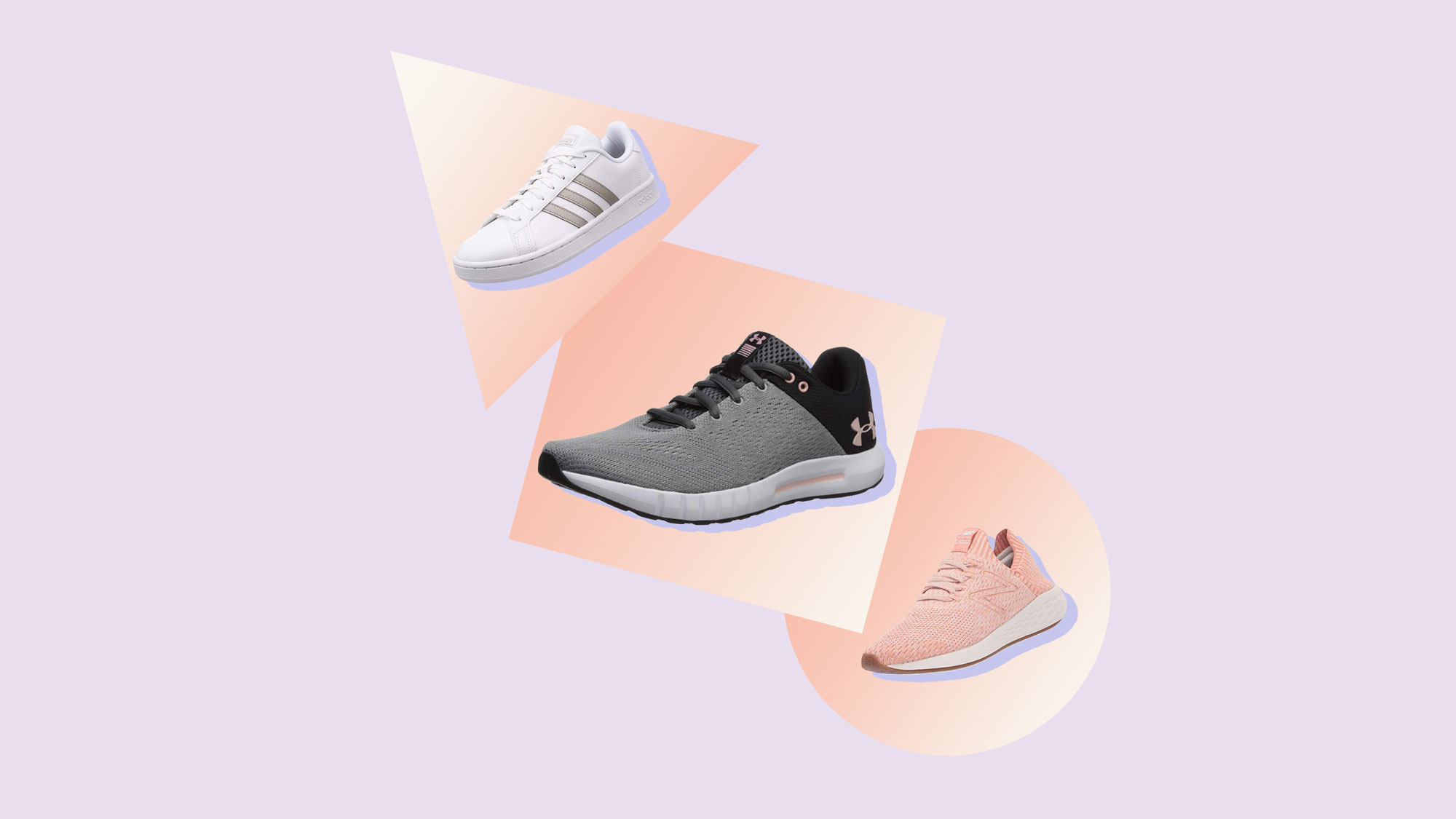 prime-day-2019 comfortable-shoes sneakers woman health wellbeing style fashion exercise workout sale shopping
