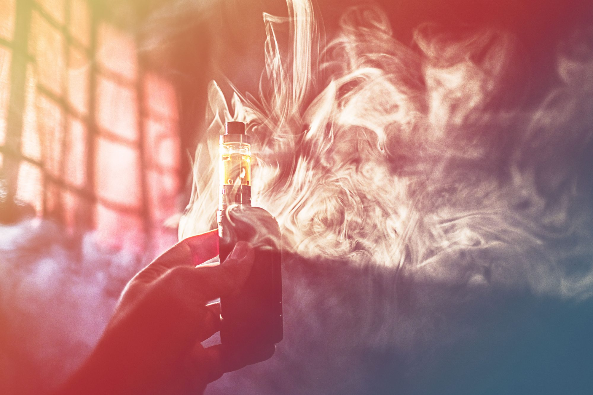 The FDA Is Investigating 127 Reports of Seizures Possibly Related to Vaping—Here's What You Need to Know