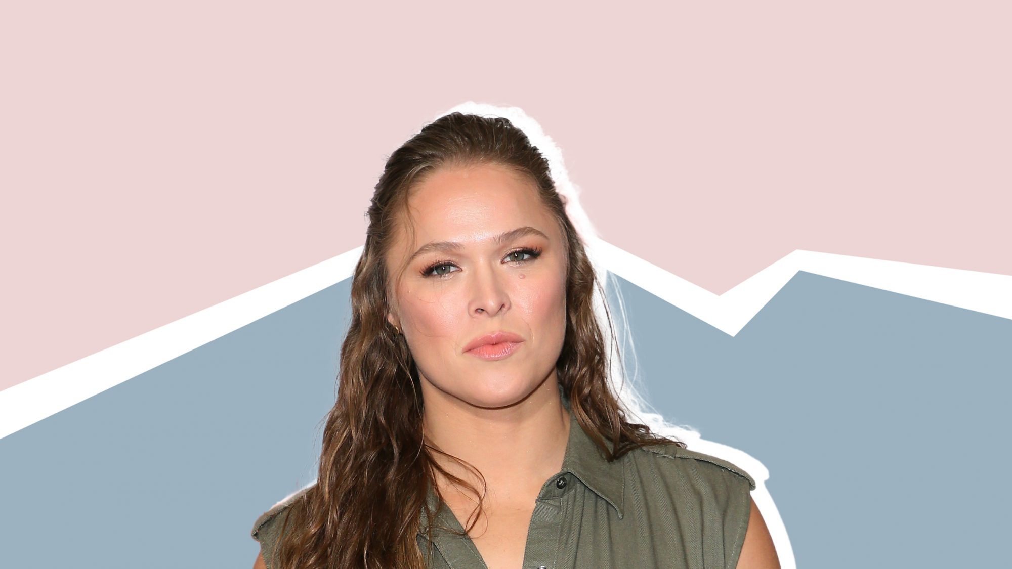 Ronda Rousey's Middle Finger Almost Snapped In Two—See the Graphic Photo
