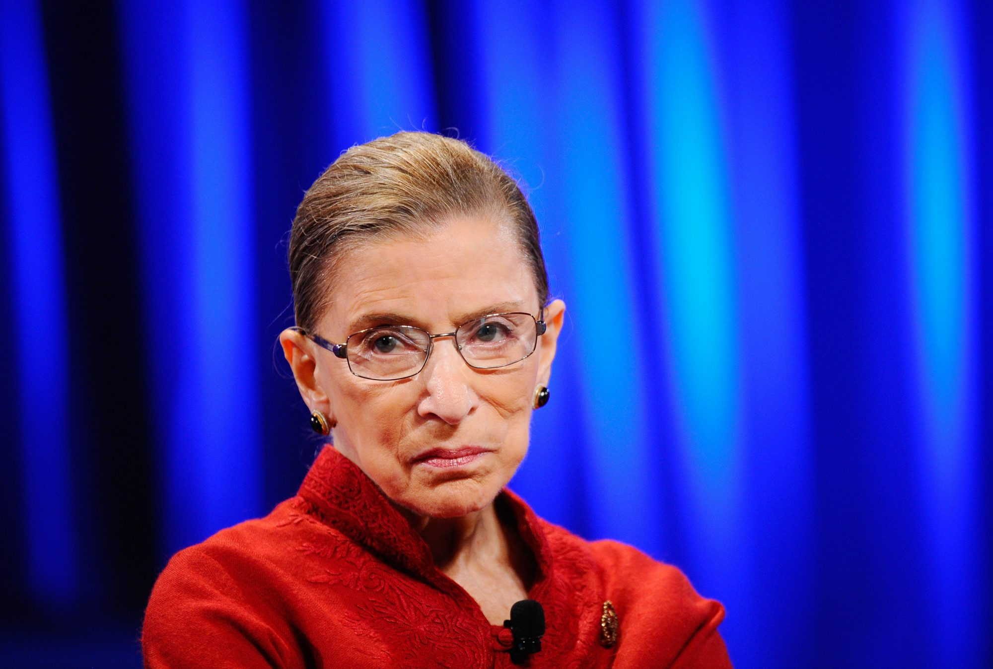 Ruth Bader Ginsburg Was Just Treated for A Malignant Tumor on Her Pancreas, Says Supreme Court