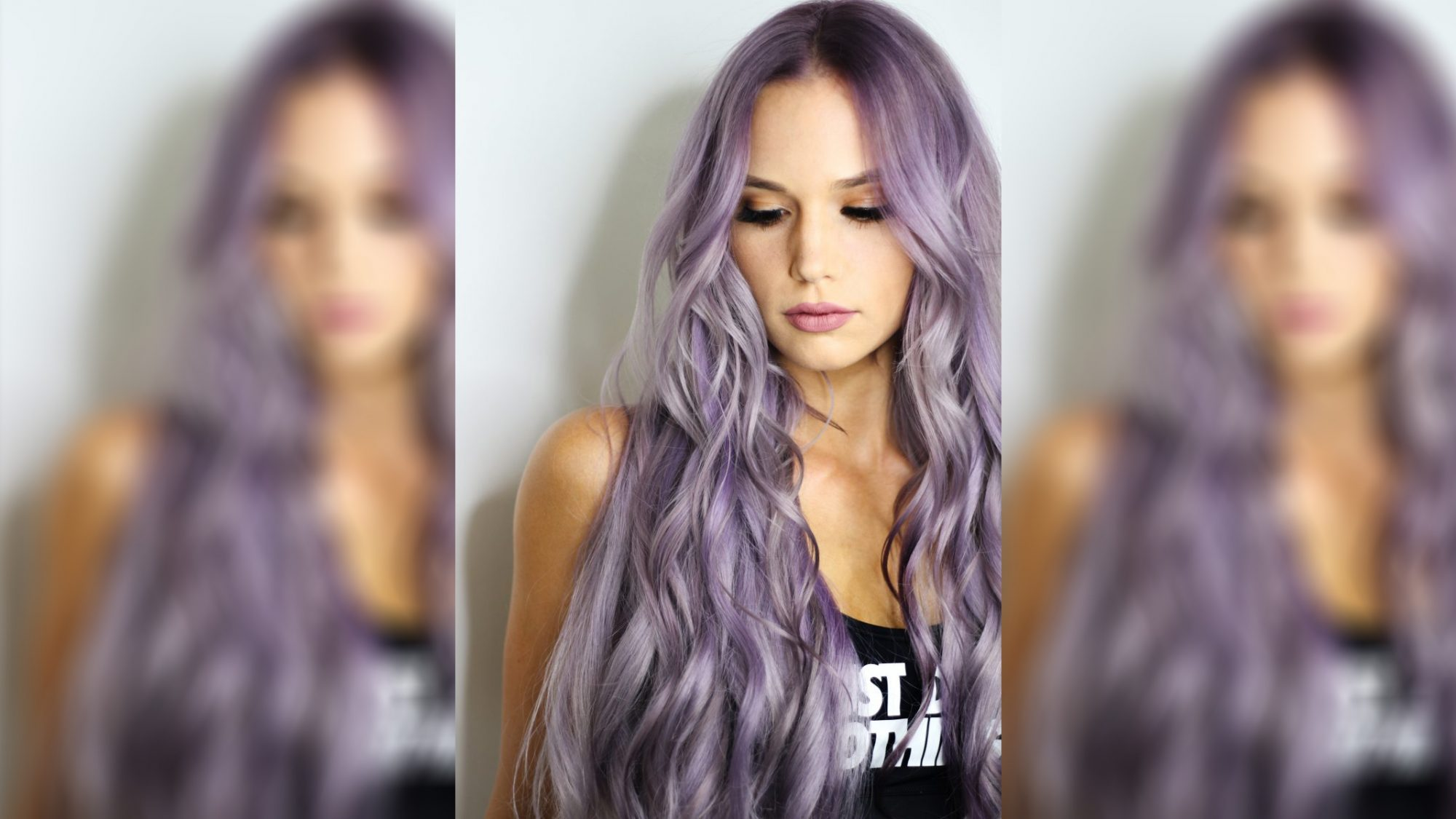 Lavender Hair Is the Unexpected Beauty Trend We Can't Get Enough Of