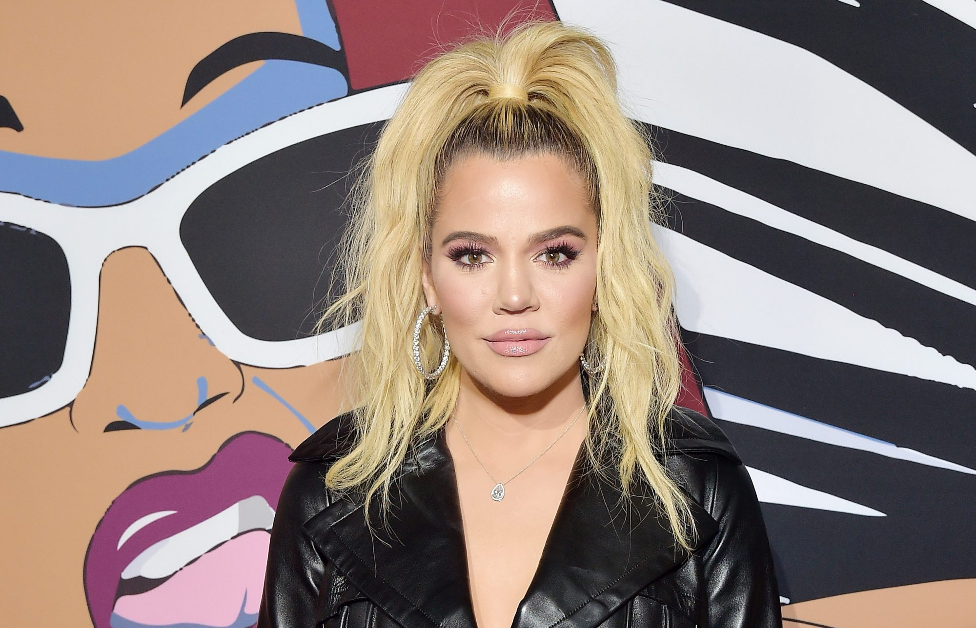 Khloé Kardashian's New Hair Color Is So Blonde It's Almost White