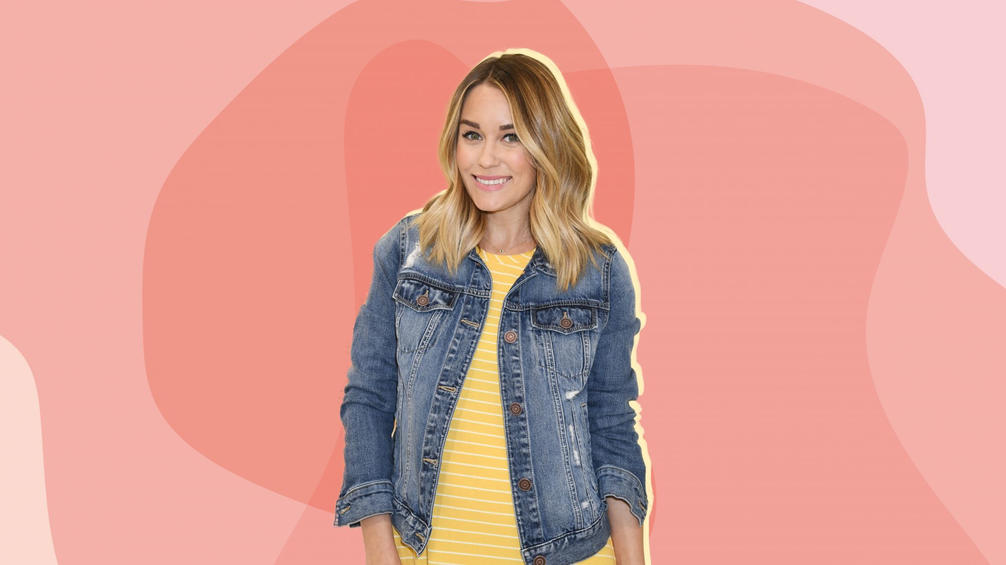 Lauren Conrad Shows Off Her Baby Bump and Admits to Having Mixed Feelings About Approaching Due Date