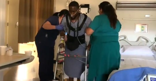 Kevin Hart Recovery
