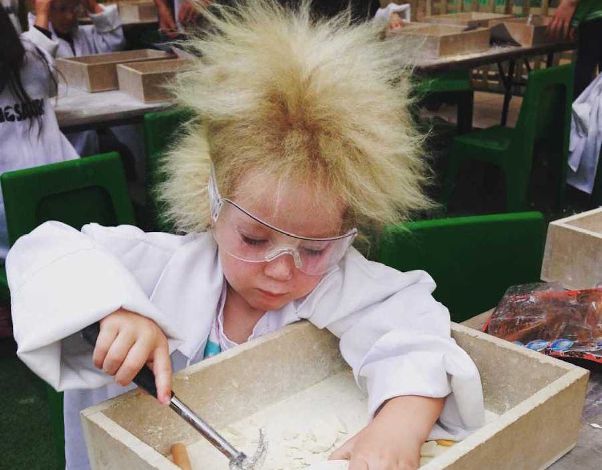 Girl With Uncombable Hair Syndrome Rocks Her Rare Condition With Style