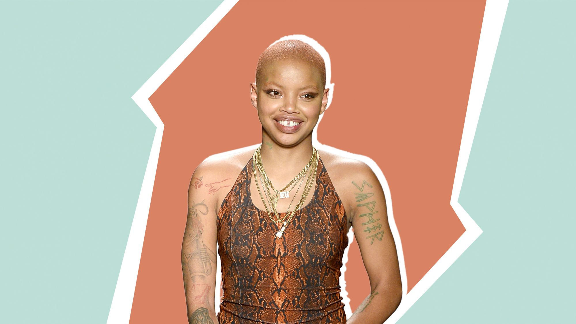 Fenty Model Slick Woods Reveals Stage 3 Melanoma Diagnosis—Here's What That Means