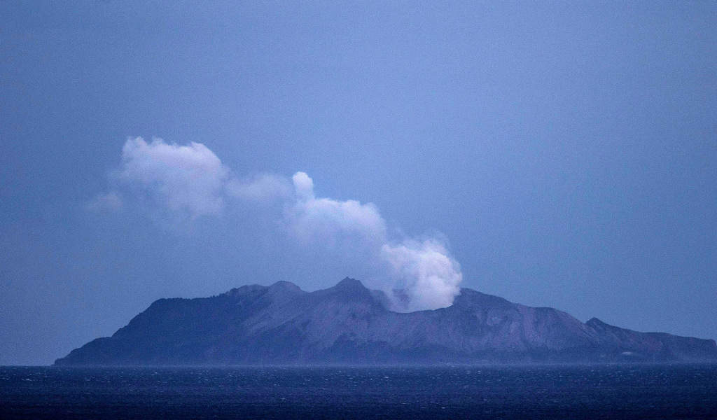 Missing Newlyweds Found Suffering Severe Burns Following Desperate Search After Volcano Eruption